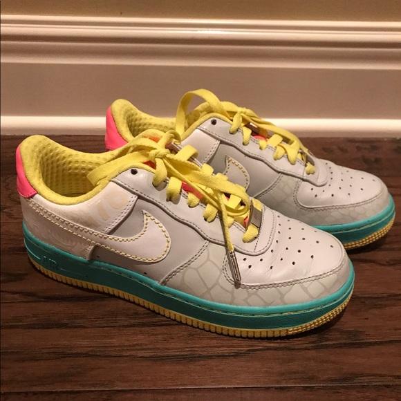pretty nice 8751c 9f3aa Nike Air Force 1 Low Premium Womens Gauchos. M59585c7c4e95a35296050524