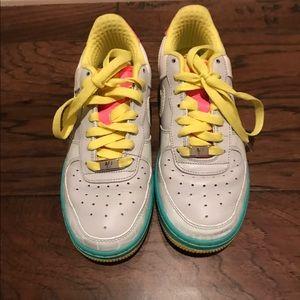 the latest 665de c178a Nike Shoes - Nike Air Force 1 Low Premium Womens Gauchos