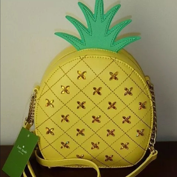 891a2b4b5e01 kate spade Bags | How Refreshing Pineapple Crossbody | Poshmark
