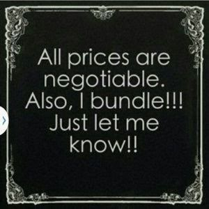 Other - Send an offer!! Or bundle and save!