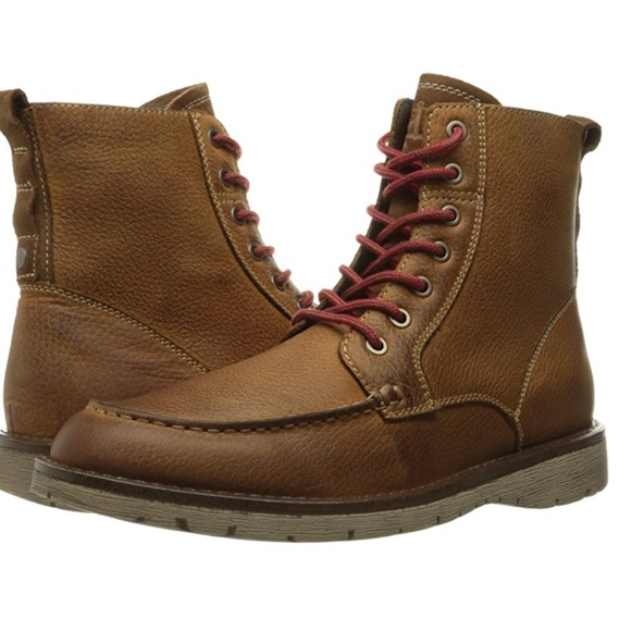 bc41ae5ddf Mens DOCKERS engineer boots tan size 11