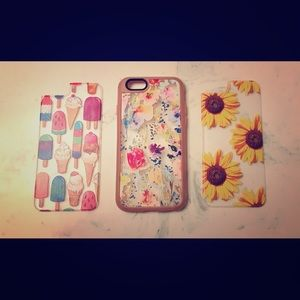 Casetify iPhone 6/6s Case Set