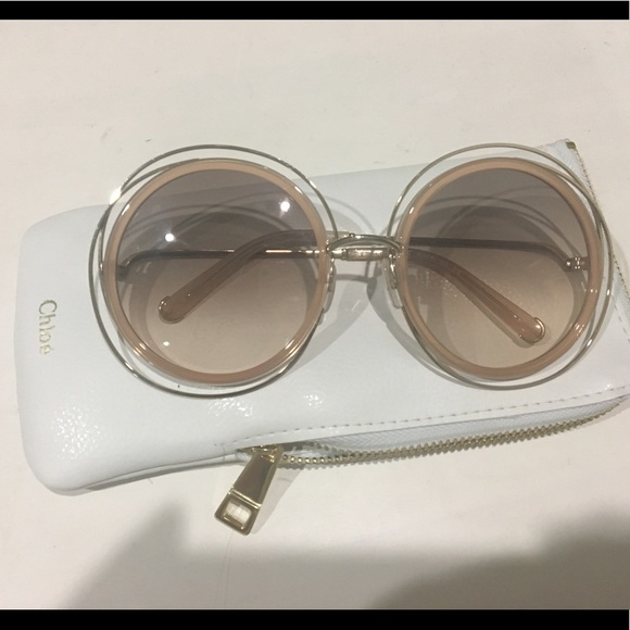 d96bf1ca91 Chloe Carlina sunglasses