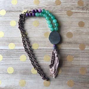 Jewelry - Tassel necklace
