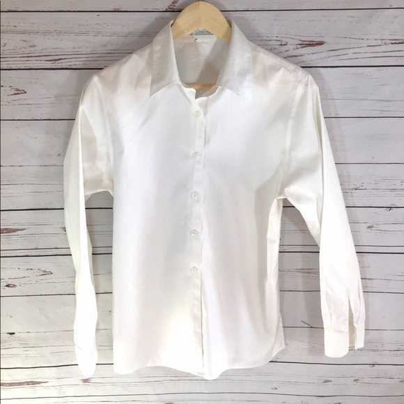 Foxcroft Foxcroft Wrinkle Free Women 39 S Button Up Shirt