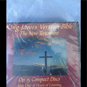 New King James Version 15 cd set