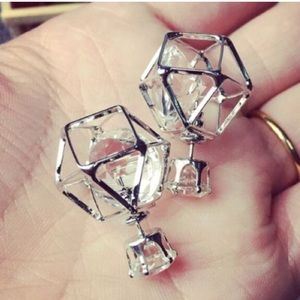 Jewelry - Geometric Earrings