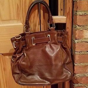 Leather Rebecca Minkoff  bag