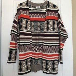 Women's Old Navy Aztec Sweater on Poshmark