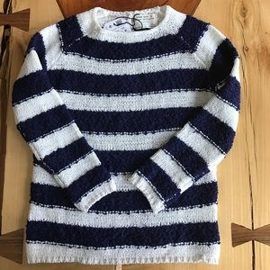 Zara Girls Summer Collection Sweater size 6/7 NWT