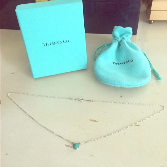 d5f4bd19b SALE Elsa Peretti For Tiffany's Turquoise Necklace.  M_59592771f09282d71100c05b