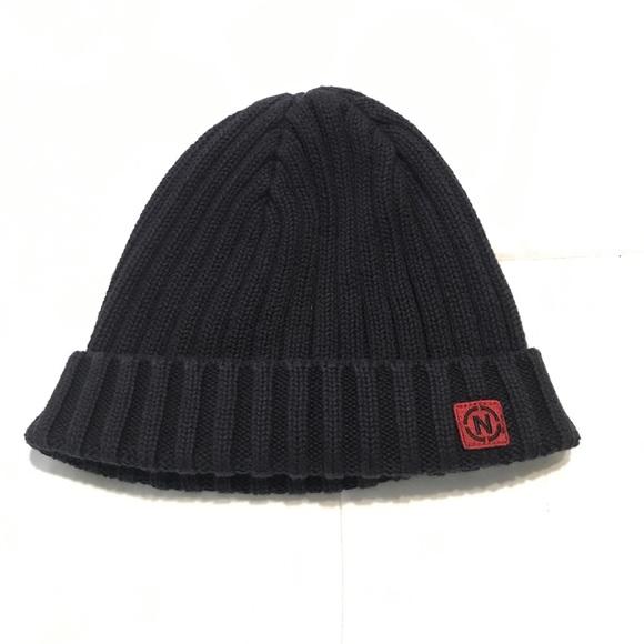 Nautica Jeans Company Men s beanie hat. M 59592a533c6f9f5e8b00cd6f d22ce35a915