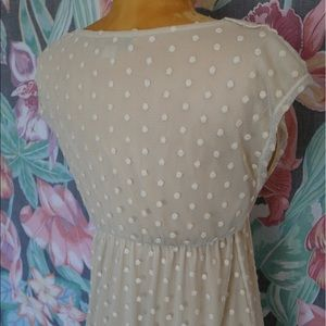 Forever 21 Dresses - Forever 21 Polkadot Mini Dress