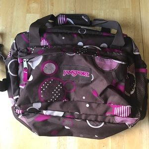 Jansport overnight bag