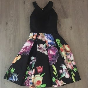 Ted Baker Illusia Dress; New Without Tags;size2 US