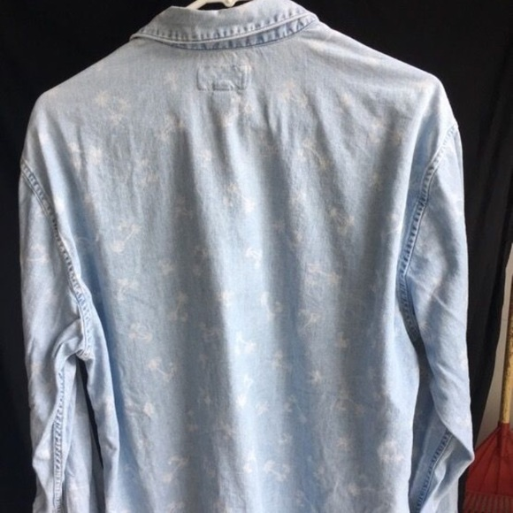 33 off lucky brand other authentic lucky brand jean for Lucky brand button down shirts