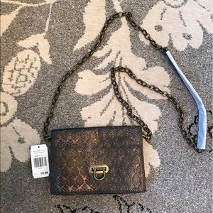 NWT Braciano chain crossbody
