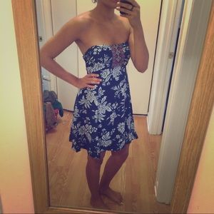 Abercrombie & Fitch Summer Boho Dress