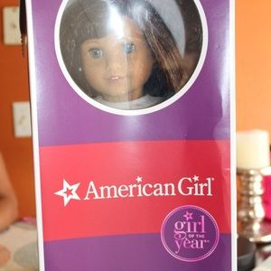American Girl Doll Mini Grace Thomas GOTY With Mini Book NEW!! | eBay | 300x300