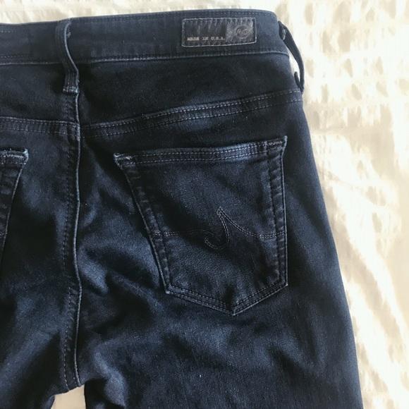 Ag Adriano Goldschmied Jeans - Like New AG Adriano Goldschmied Skinny Jeans