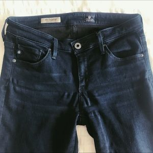 Like New AG Adriano Goldschmied Skinny Jeans