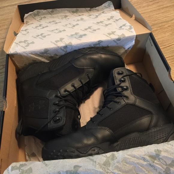 f6f33aa1e62 Men Under Armour boots. Size 10.5. Stellar TAC