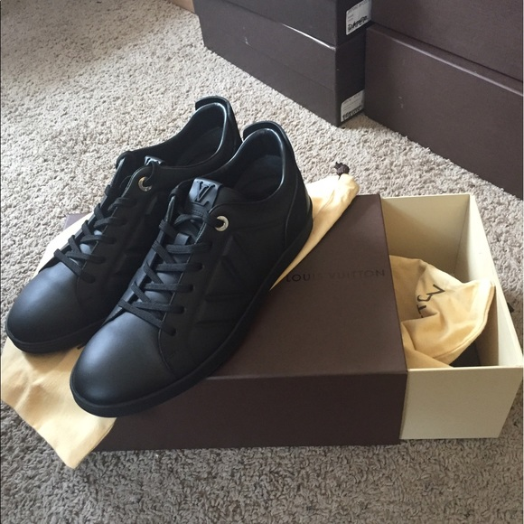 cebcba44f020 Louis Vuitton Fuselage Sneaker