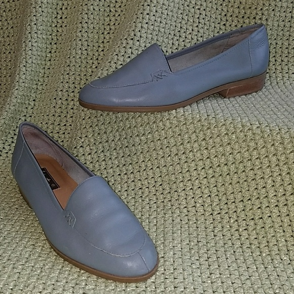Westies Powder Blue Loafers