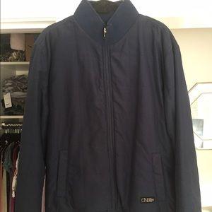 Oneil Men's Blue Performance Jacket