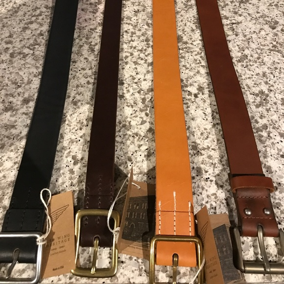 599c9c5e Red Wing Shoes Accessories | Redwing Belts 280 3 110 | Poshmark