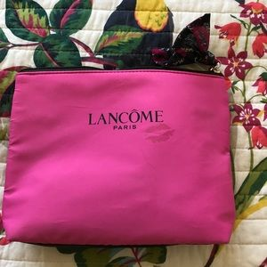 New Lancôme makeup bag