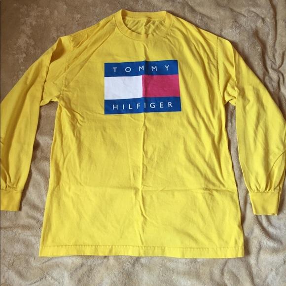 fake tommy hilfiger t shirt