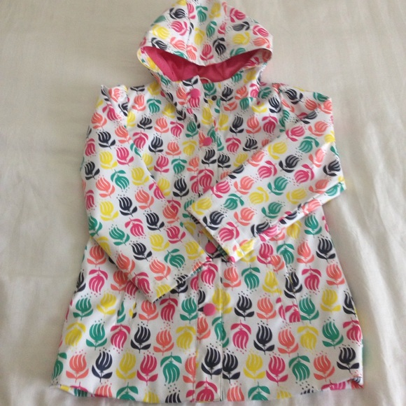 Cherokee Jackets Coats Toddler Girls Rain Coat 5t Raincoat