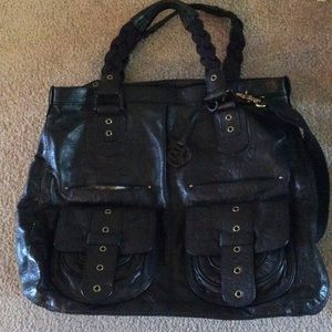 Elliot Lucca Leather tote