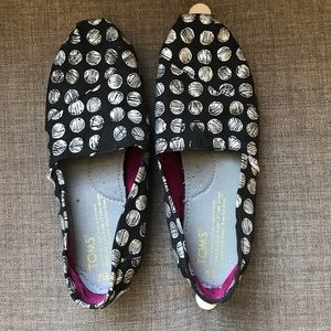 Toms Shoes - Toms Polka Dot Shoes