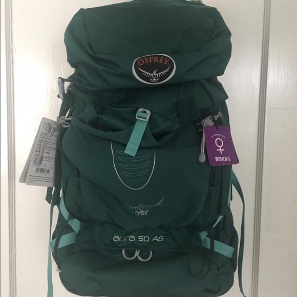 d0fb70a453 Osprey Women s Aura 50 AG Hiking pack