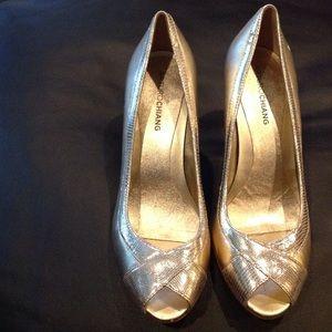 Gold Arturochiang shoes