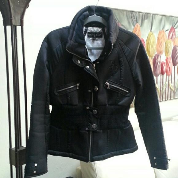 d8d56dc8fd2bb Baby pharmacy women black jacket L size