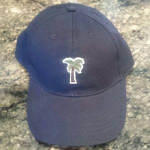Palm tree hat, cap