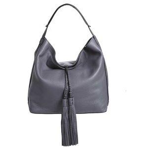 2x HP Rebecca Minkoff Isobel Tassel leather Hobo