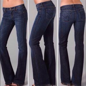 'Ingrid' Flare Jeans