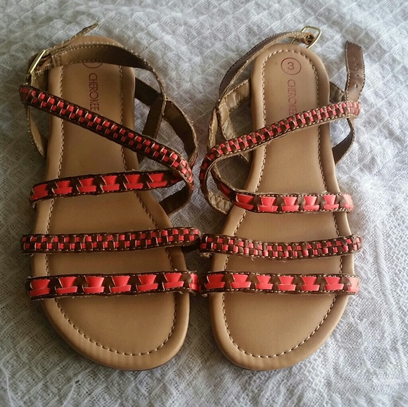 a6140ea0b8e9 Cherokee Other - Cherokee Girls Sandals Size 3