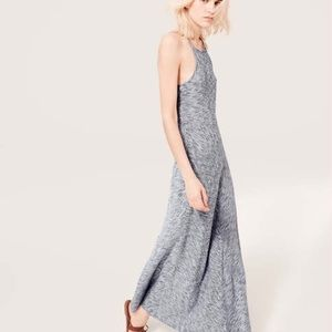 "Anthropologie ""Lou & Grey"" Textured Granite Dress"
