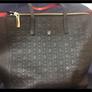 CH Black Handbag