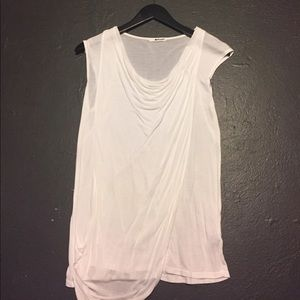 LAmade Tops - LA made white top preowned size Med