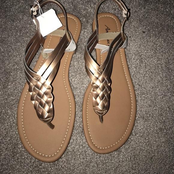 059912aa694b9 Payless Shoes   Sandals Women Paprika Woven Flat Sling   Poshmark