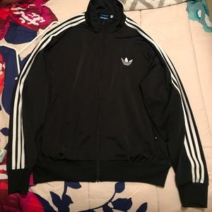 XL Men's Adidas Track Jacket.