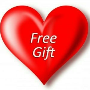 Other - FREE GIFT W/ EVERY PURCHASE!