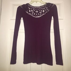 Jessica Simpson Crochet top