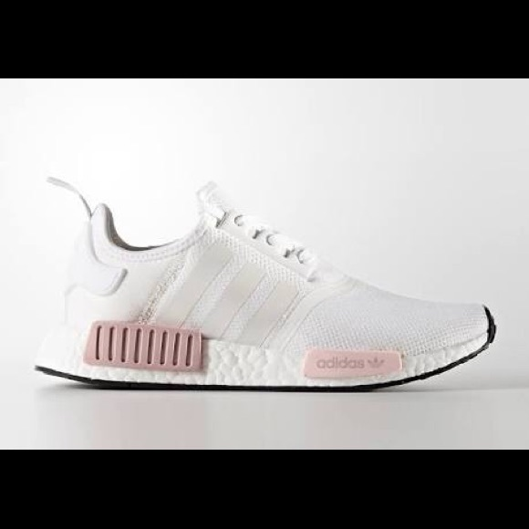 """3edd4be4f adidas NMD R1 """"White Rose Style Code  BY9952"""